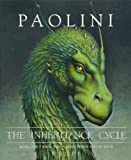 By Christopher Paolini Inheritance Cycle 4-Book Hard Cover Boxed Set (Eragon, Eldest, Brisingr, Inheritance) (The Inheritan (Box) [Hardcover]