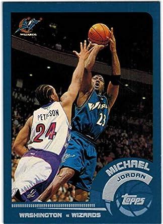 online store ea353 29541 Amazon.com: 2002-03 Topps Washington Wizards Team Set with ...