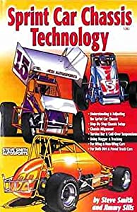 Sprint Car Chassis Technology book by Jimmy Sills