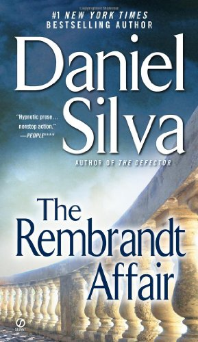 Book cover from The Rembrandt Affair (Gabriel Allon)by Daniel Silva