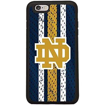 designer fashion d43d6 22859 Amazon.com: Notre Dame Fighting Irish Iphone 6s Case,Notre Dame ...