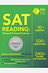SAT Reading: Natural and Social Science (Advanced Practice Series) Paperback