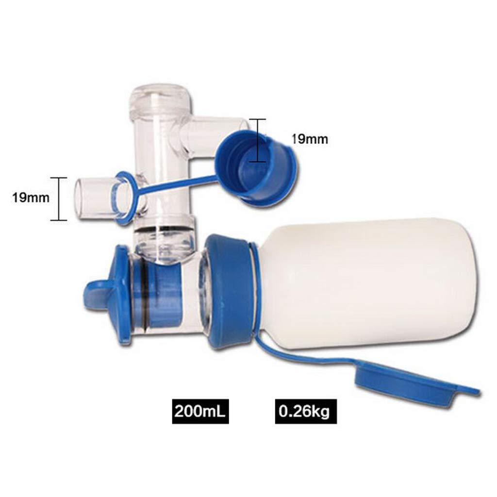 Kesoto Sample Bottle Milk Sampler for Liquid/Milk Sample Bottle for Milking Machine by Kesoto (Image #3)