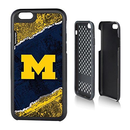 Michigan Wolverines iPhone 6 (4.7 inch) Rugged Case Brick NCAA