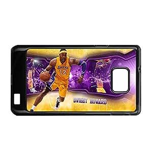 Printing Dwight Howard 1 Creative Phone Case For S2 I9100 Galaxy Samsung Choose Design 3