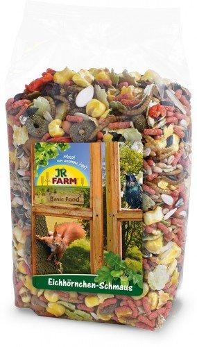 JR de Farm Garden de ardilla schmaus 600g JR Farm