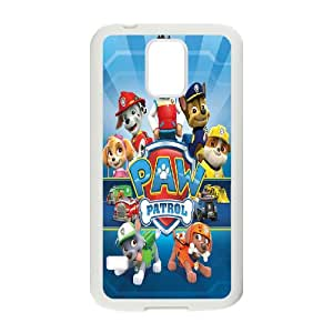 Quotes Personlised Phone Case Paw Patrol For Samsung Galaxy S5 NP4K02896