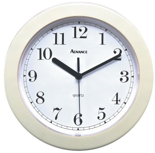 Geneva Clock Co 8003 Advance Wall Clock