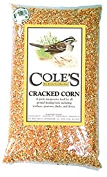 Cole\'s CC10 Cracked Corn, 10-Pound