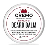 Cremo Styling Beard Balm,  Nourishes, Shapes And Moisturizes All...