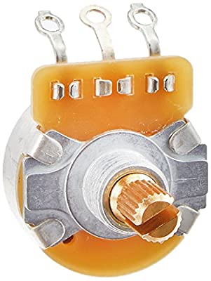 Fender Original 250k Splitshaft Potentiometer, Volume or Tone by Fender Musical Instruments Corp.
