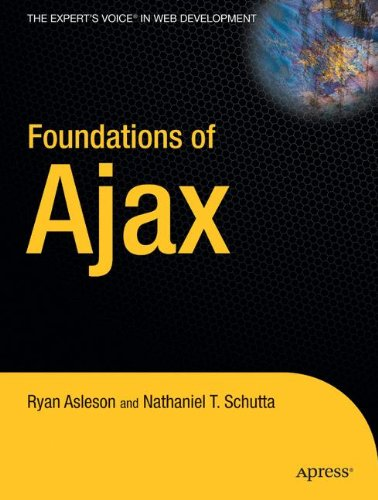 Foundations of Ajax by Apress