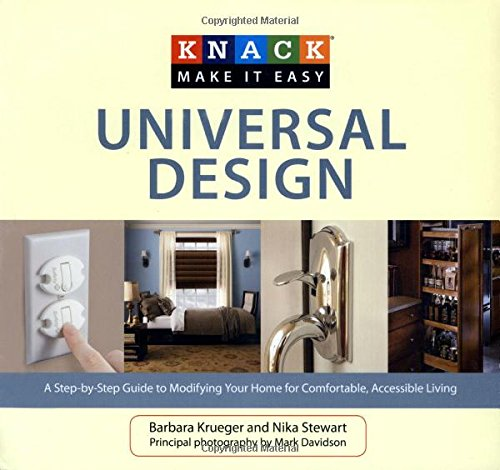 Cheap  Knack Universal Design: A Step-By-Step Guide To Modifying Your Home For Comfortable,..