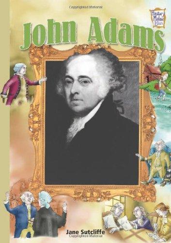 John Adams (History Maker Bios) Text fb2 ebook