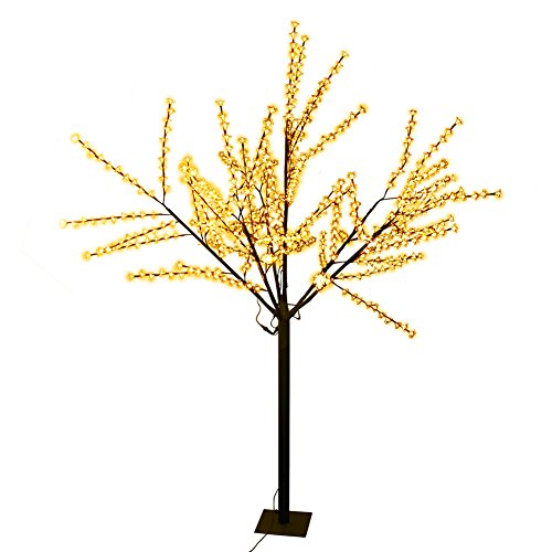 Outdoor Lighted Led Christmas Tree Decoration in US - 8