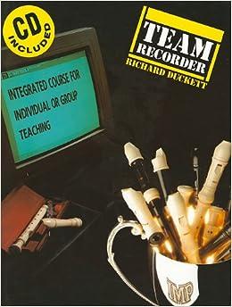Book Team Recorder (Team (International Music))