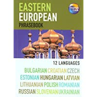 Eastern European 12 Language Phrasebook, 2nd