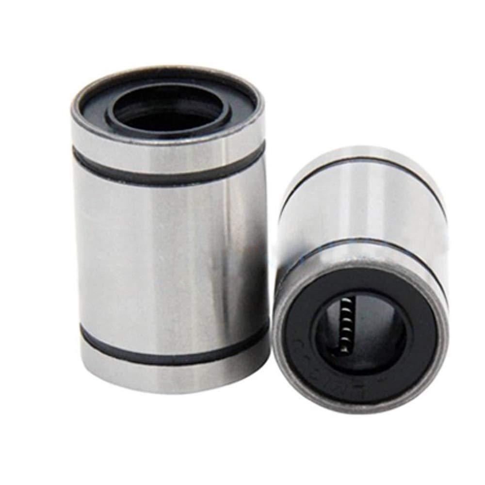 LM8LUU - Rodamientos lineales para impresora 3D (15 x 8 x 24 mm ...