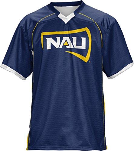 ProSphere Northern Arizona University Men's Football Jersey (No Huddle) FCF41 ()