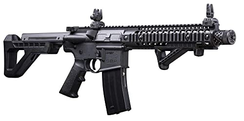DPMS Crosman SBR CO2 4.5mm BB Air Rifle