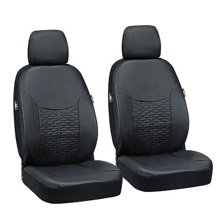 Big Ant Car Seat Covers Unique Leatherette Cover With 2 Detachable Headrests