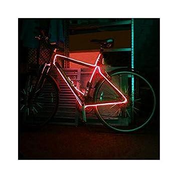 El Draht Fahrrad Rahmen Stimmer 3 Meter Tube Seil Batteriebetrieb ...