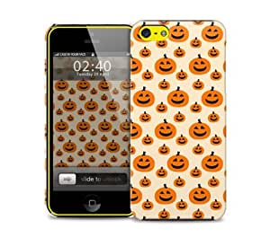 happy pumpkins iPhone 5c protective phone case
