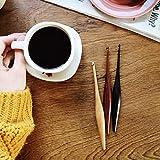 FURLS Streamline Ebony Crochet Hook
