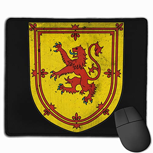 Jewellery Thistle Scottish (Scotland Coat of ARMS Mouse Pad Mat)