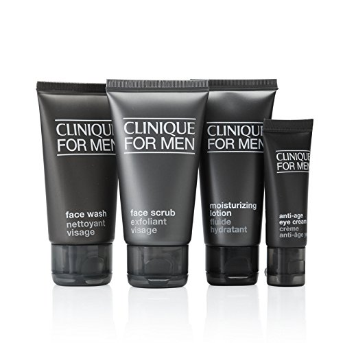 Clinique Great Skin to Go Set for Men - Normal to Dry -  B00L5R4LES