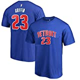 Blake Griffin Detroit Pistons #23 NBA Youth Player T-shirt (Youth Medium 10/12)