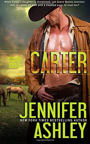 Riding hard 3 Carter - Jennifer Ashley