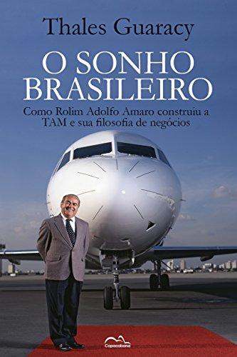 O Sonho Brasileiro (Portuguese Edition)