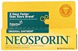 Neosporin First Aid Antibiotic Ointment, 0.5-Ounce