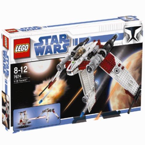 Lego 7674 - Jeu de construction - Star Wars - V-19 Torrent
