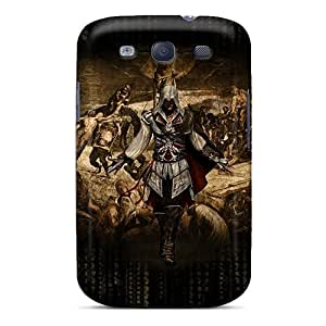 Cute High Quality Galaxy S3 Assassins Creed Case