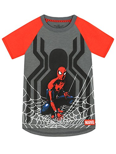 Spider-Man Boys' Spiderman T-shirt