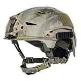 AIRSOFT BUMP TYPE HELMET ATAC A-TACS ABS MARSOC USSF OPS CORE