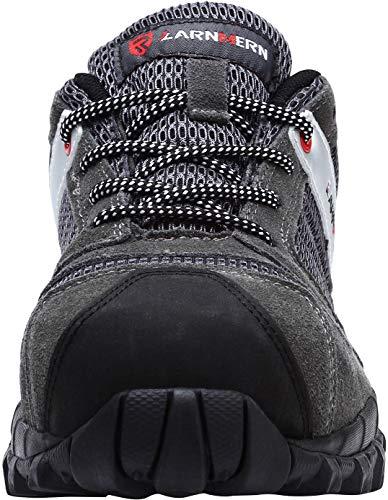 Travai De Lm Noire 1505 Embout Homme perforation Maillage Larnmern Chaussures Sécurité Anti Acier Semelle Baq4A4