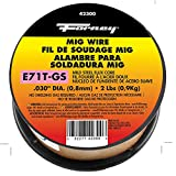 Forney 42300 Flux Core Mig Wire, Mild Steel E71TGS.030-Diameter, 2-Pound Spool
