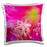 Danita Delimont - Orchids - Orchid cactus flower, Epiphyllum ackermannii - NA01 BJA0132 - Jaynes Gallery - 16x16 inch Pillow Case (pc_83343_1)