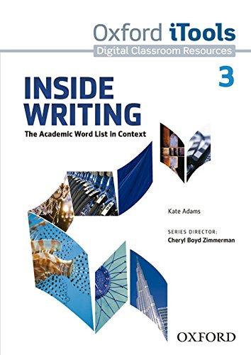 Inside Writing: Level 3: iTools ebook
