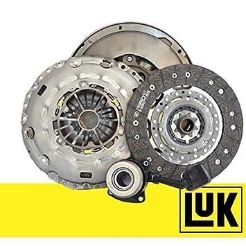 600 0053 00 Kit Embrague 3 piezas con reggispinta + Volante original Luk: Amazon.es: Coche y moto