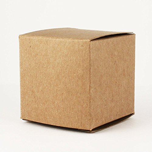 Cube Favor Box (2