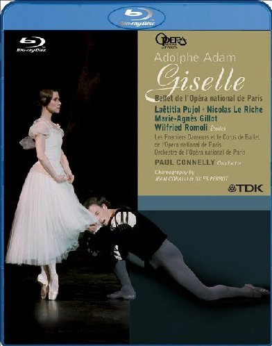 Giselle [Blu-ray] (0.5' Wobble)