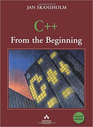 Amazon com: C++ from the Beginning (2nd Edition