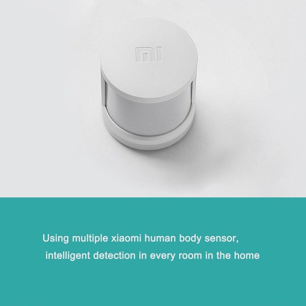 Cuerpo Humano Sensor de Alarma de Movimiento la Noche Light Dispositivo Doméstico Inteligente para Xiaomi: Amazon.es: Electrónica