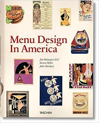 ~TOP~ Menu Design In America, 1850-1985. Popular Business Mngmt senador cannot mucha journal