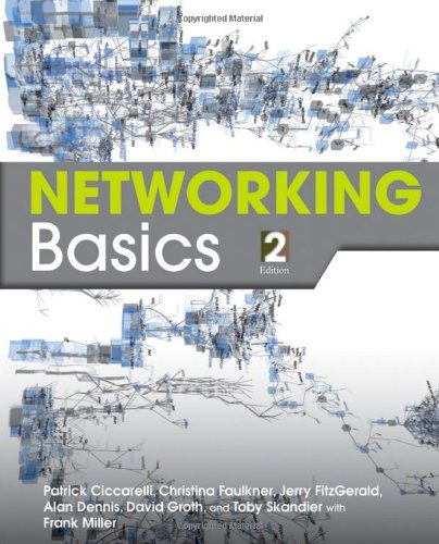[PDF] Introduction to Networking Basics, 2nd Edition Free Download | Publisher : Wiley | Category : Computers & Internet | ISBN 10 : 1118077806 | ISBN 13 : 9781118077801