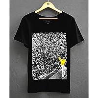 Camiseta Queen Freddie Mercury STM